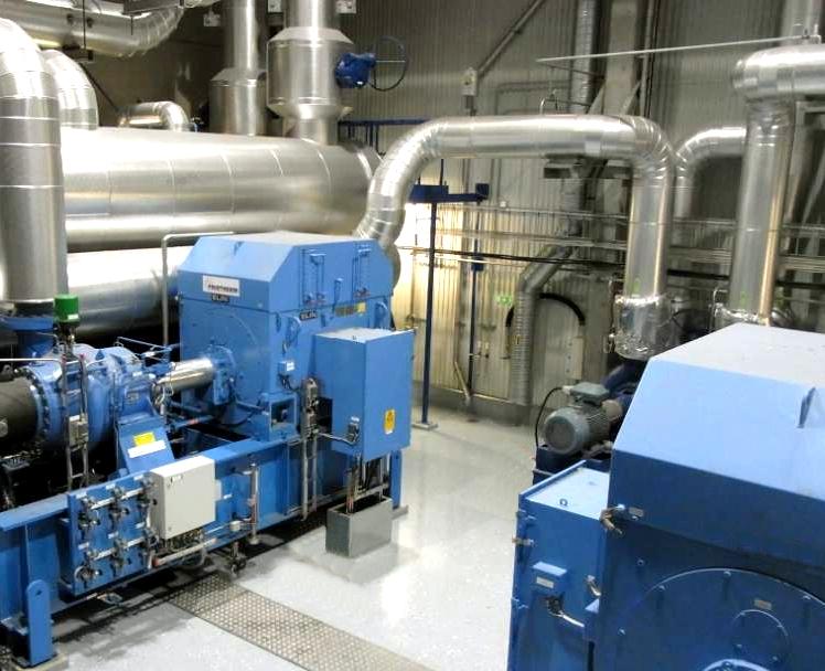 Unitop® 43 Heat Pump, Värtan, SE